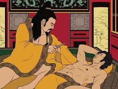 皇帝上朝卡通图片