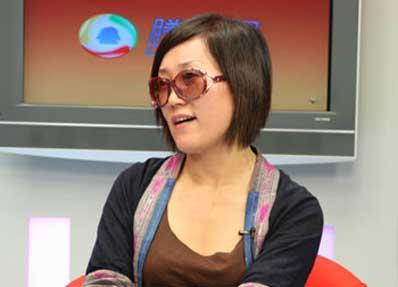 我国知名女诗人赵丽华
