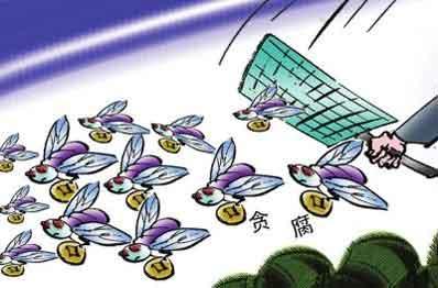 苍蝇式腐败