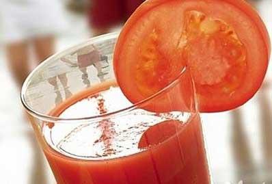 西红柿祛斑的小窍门